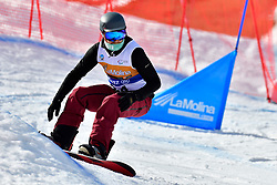 KELLER Matthias, SB-LL2, GER, Snowboard Cross at the WPSB_2019 Para Snowboard World Cup, La Molina, Spain