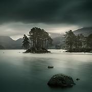 Loch Ossian, Lochaber, Highlands