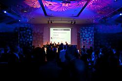 Mobitel and Publicis team during Sporto  2010 Gala Dinner and Awards ceremony at Sports marketing and sponsorship conference, on November 29, 2010 in Hotel Slovenija, Portoroz/Portorose, Slovenia. (Photo By Vid Ponikvar / Sportida.com)
