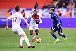 January 19, 2019 - Monaco, France - 27 KENNY LALA (STRA) - 02 FODE BALLO TOURE  (Credit Image: © Panoramic via ZUMA Press)