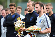 England Training Session 130618