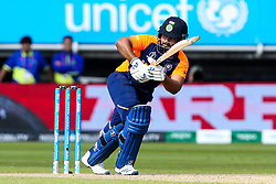 Rishabh Pant of India - Mandatory by-line: Robbie Stephenson/JMP - 30/06/2019 - CRICKET - Edgbaston - Birmingham, England - England v India - ICC Cricket World Cup 2019 - Group Stage