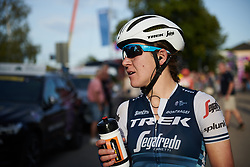 Lauretta Hanson (AUS) after Ladies Tour of Norway 2019 - Stage 2, a 131 km road race from Mysen to Askim, Norway on August 23, 2019. Photo by Sean Robinson/velofocus.com