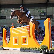 Julio Arias - Quinai des Chayottes<br /> FEI European Championships 2013<br /> © DigiShots