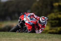 October 20, 2017 - Phillip Island, Australie - JORGE LORENZO - SPANISH - DUCATI TEAM - DUCATI (Credit Image: © Panoramic via ZUMA Press)