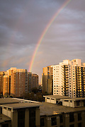 Rainbow Over Crystal City