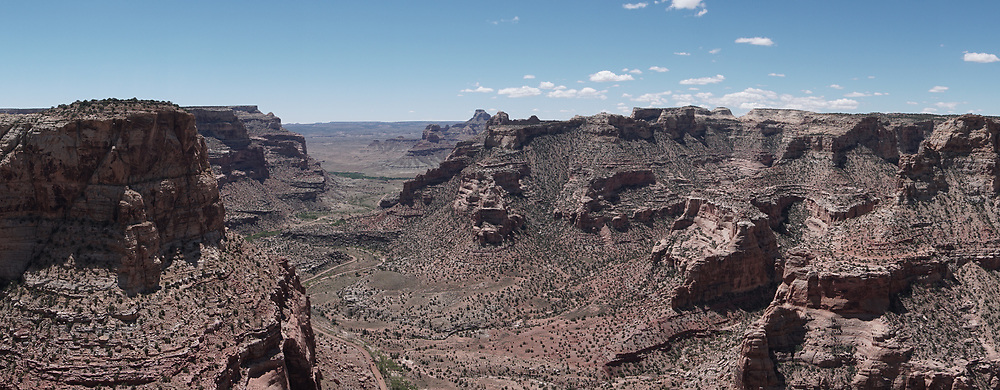SHOT 5/20/17 12:00:07 PM - Emery County is a county located in the U.S. state of Utah. As of the 2010 census, the population of the entire county was about 11,000. Includes images of mountain biking, agriculture, geography and Goblin Valley State Park. (Photo by Marc Piscotty / © 2017)
