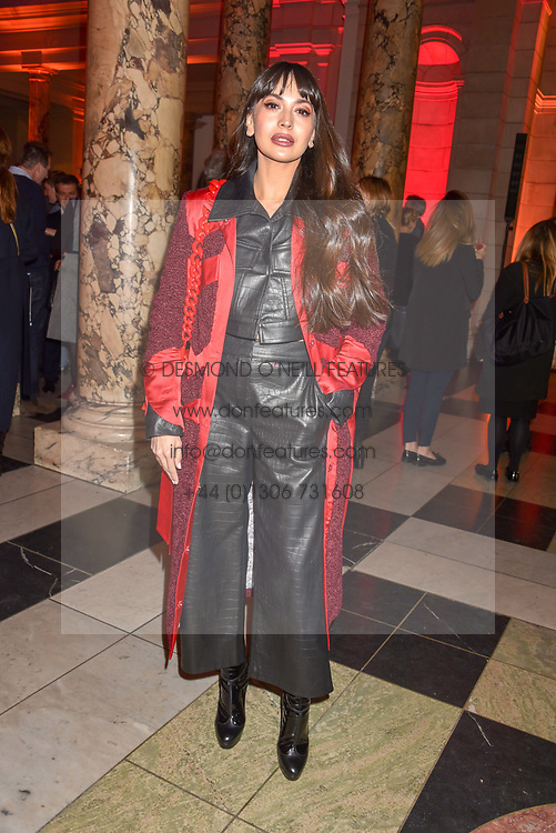 Zara Martin at the Mary Quant VIP Preview at The Victoria & Albert Museum, London, England. 03 April 2019. <br /> <br /> ***For fees please contact us prior to publication***