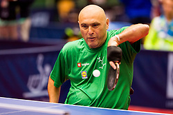 GAJIC Ljubisa during day 1 of 15th EPINT tournament - European Table Tennis Championships for the Disabled 2017, at Arena Tri Lilije, Lasko, Slovenia, on September 28, 2017. Photo by Ziga Zupan / Sportida