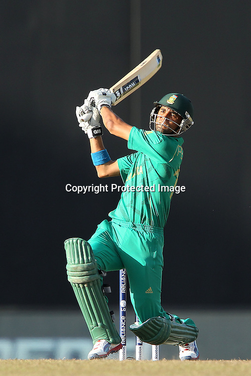 during the ICC World Twenty20 Super 8s match between Australia and South Africa held at the Premadasa Stadium in Colombo, Sri Lanka on the 30th September 2012<br /> <br /> Photo by Ron Gaunt/SPORTZPICS