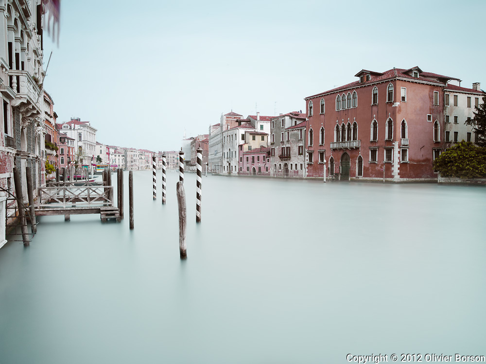 Great Canal view from Cannaregio