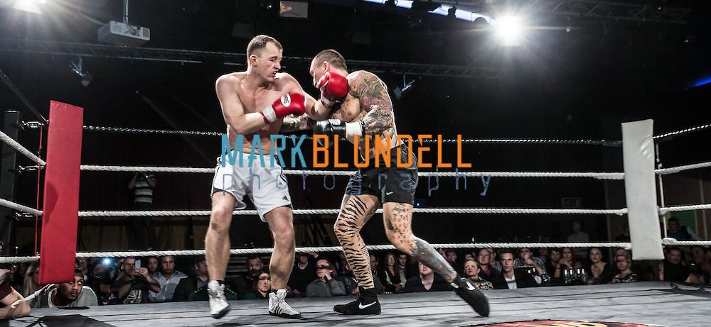Roy Keldie vs. Piers Ravenhill