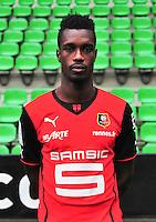 John BOYE - 19.09.2013 - Photo officielle - Rennes - Ligue 1<br /> Photo : Philippe Le Brech / Icon Sport