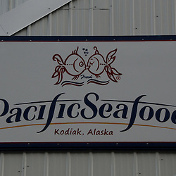 Pacific Seafood, Kodiak Island, Alaska, US