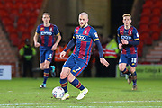 Bradford City midfielder Nicky Law on the ball during the EFL Sky Bet League 1 match between Doncaster Rovers and Bradford City at the Keepmoat Stadium, Doncaster, England on 19 March 2018. Picture by Aaron  Lupton.