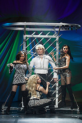 "© Licensed to London News Pictures. 22/02/2012. London, England. Dutch magician and illusionist Hans Klok performs his new show ""The Houdini Experience"" at London's Peacock Theatre, 23 February to 25 March 2012.  Photo credit: Bettina Strenske/LNP"