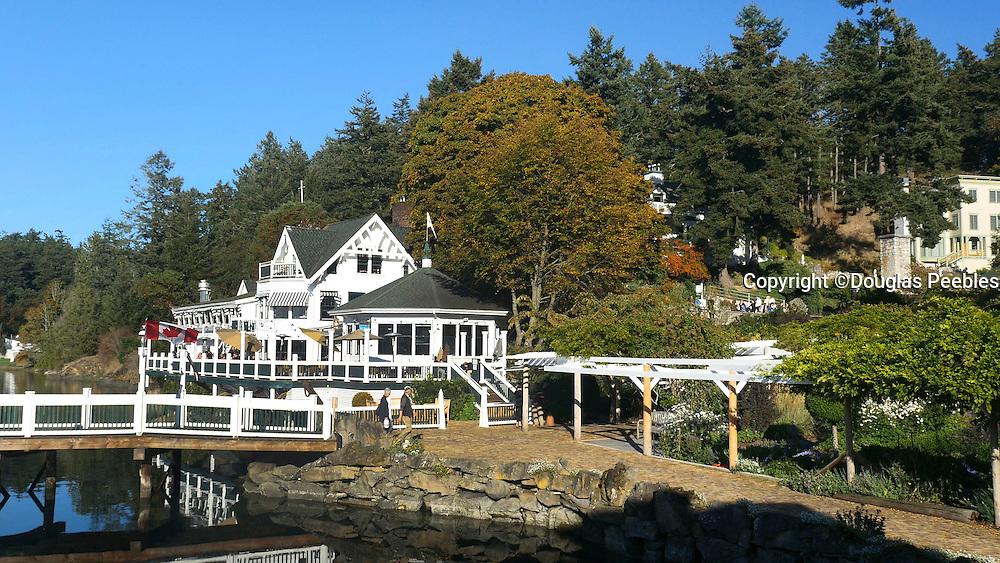 Roche Harbor, San Juan Island, San Juan Islands, Puget Sound, Washington, State, USA