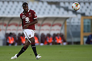 Torino FC's French midfielder Soualiho Meite during the Serie A match at Stadio Grande Torino, Turin. Picture date: 20th June 2020. Picture credit should read: Jonathan Moscrop/Sportimage