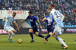"Foto Filippo Rubin<br /> 06/01/2018 Ferrara (Italia)<br /> Sport Calcio<br /> Spal - Lazio - Campionato di calcio Serie A 2017/2018 - Stadio ""Paolo Mazza""<br /> Nella foto: LUIS ALBERTO (LAZIO)<br /> <br /> Photo by Filippo Rubin<br /> January 06, 2018 Ferrara (Italy)<br /> Sport Soccer<br /> Spal vs Lazio - Italian Football Championship League A 2017/2018 - ""Paolo Mazza"" Stadium <br /> In the pic: LUIS ALBERTO (LAZIO)"