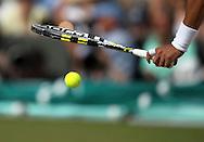 Wimbledon 2010,Sport, Tennis, ITF Grand Slam Tournament,Rafael Nadal (ESP)..Foto: Juergen Hasenkopf..