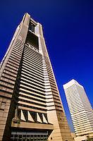 Landmark Tower, Minato Mirai 21 waterfront area, Yokohama, Japan