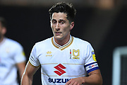 Milton Keynes Dons defender George Williams (2) during the EFL Sky Bet League 1 match between Milton Keynes Dons and Lincoln City at stadium:mk, Milton Keynes, England on 20 August 2019.