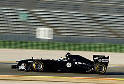 Motorsports / Formula 1: World Championship 2011, Test Valencia, Pastor Maldonado ( Williams )