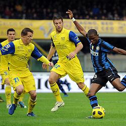 20101121: ITA, Serie A, Chievo Verona vs Inter Mailand