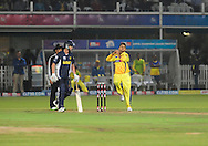 Suresh Raina during match 13 of the Airtel CLT20 between The Superkings and the Victorian Bushrangers held at St Georges Park in Port Elizabeth on the 18 September 2010..Photo by: Deryck Foster/SPORTZPICS/CLT20