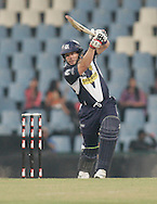 Victoria player Bradley Hodge during match 16 of the Airtel CLT20 held between the Victorian Bushrangers and the Wayamba Elevens at Supersport Park in Centurion on the 20 September 2010..Photo by: Abbey Sebetha/SPORTZPICS/CLT20