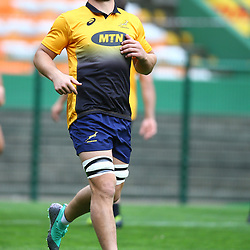 Duane Vermeulen of South Africa during the South African - Springbok Captain's Run at DHL Newlands Stadium. Cape Town.South Africa. 22,06,2018 23,06,2018 Photo by (Steve Haag JMP)