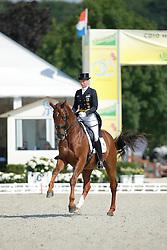 Lutkemeier Fabienne, (GER), D Agostino 5 <br /> Grand Prix CDI4*<br /> CDIO Hagen 2015<br /> © Hippo Foto - Stefan Lafrentz<br /> 10/07/15