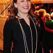NLD/Amsterdam/20101214 - Inloop premiere LOFT, Lies Visschedijk