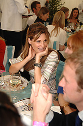 JEMIMA KHAN at the Cartier International polo at Guards Polo Club, Windsor Great Park on 29th July 2007.<br />