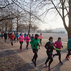 20190216: SLO, Marathon - Priprave Ljubljanski maraton 2019