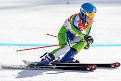 15-02-2018 KOR: Olympic Games day 6, PyeongChang<br /> Alpine Skiing Ladies Giant Slalom / Meta Hrovat of Slovenia