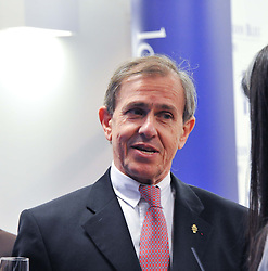 ANDRE COINTREAU President of Cordon Bleu International at the Grand Opening of Le Cordon Bleu's International Flagship School at 15 Bloomsbury Square, London WC1 on 7th February 2012.