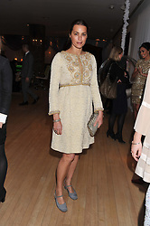 YASMIN LE BON at the 2012 Rodial Beautiful Awards held at The Sanderson Hotel, Berners Street, London on 6th March 2012.