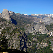 Yosemite From Glacier Point, Yosemite National Park