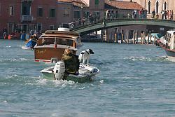 Venice (VE) 18/02/2007 - Venice Carnival 2007. The Canal.