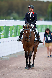 Lee Pearson, (GBR), Zion - Individual Test Grade Ib Para Dressage - Alltech FEI World Equestrian Games™ 2014 - Normandy, France.<br /> © Hippo Foto Team - Jon Stroud <br /> 25/06/14