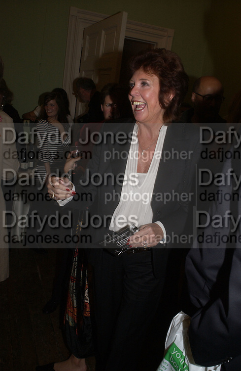 Cilla Black, Launch of 'John' by Cynthia Lennon at Six, Fitzroy Sq. London. 27 September 2005. ONE TIME USE ONLY - DO NOT ARCHIVE © Copyright Photograph by Dafydd Jones 66 Stockwell Park Rd. London SW9 0DA Tel 020 7733 0108 www.dafjones.com