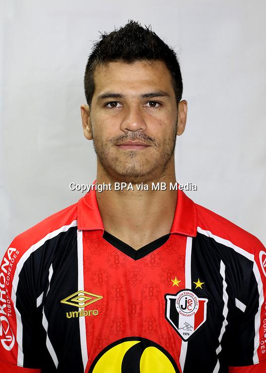 Brazilian Football League Serie A / <br /> ( Joinville Esporte Clube ) - <br /> Rogerio Rodrigues da Silva &quot; Rogerio &quot;