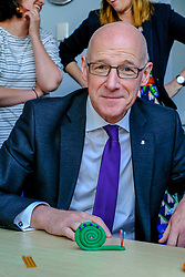 Pictured: John Swinney<br />