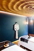 Six Senses Spa treatment room