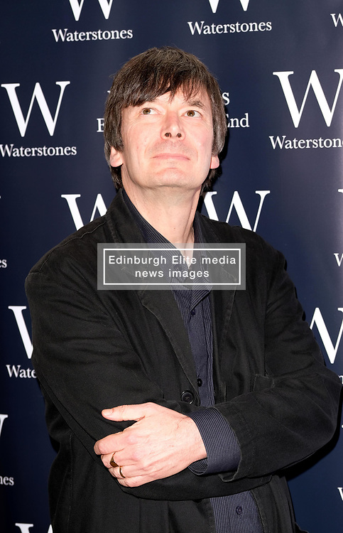 Rebus Fest, Friday 17th March 2017<br /> <br /> Writer Ian Rankin launches Rebus Fest. The event celebrates the 30th anniversary of one of crime fiction's most iconic characters.<br /> <br /> (c) Alex Todd | Edinburgh Elite media