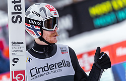 17.03.2019, Vikersundbakken, Vikersund, NOR, FIS Weltcup Skisprung, Raw Air, Vikersund, Einzelbewerb, Herren, im Bild Robert Johansson (NOR) // Robert Johansson of Norway during the individual competition of the 4th Stage of the Raw Air Series of FIS Ski Jumping World Cup at the Vikersundbakken in Vikersund, Norway on 2019/03/17. EXPA Pictures © 2019, PhotoCredit: EXPA/ JFK