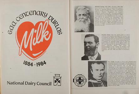 All Ireland Senior Hurling Championship - Final,.02.09.1984, 09.02.1984, 2nd September 1984,.02091984AISHCF,.Senior Cork v Offaly, .Cork 3-16, Offaly 1-12,.Minor Kilkenny v Limerick,..Milk National Dairy Council,