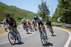 Stage 8 of the Giro Rosa - a 141.8 km road race, between Baronissi and Centola fraz. Palinuro on July 7, 2017, in Salerno, Italy. (Photo by Sean Robinson/Velofocus.com)