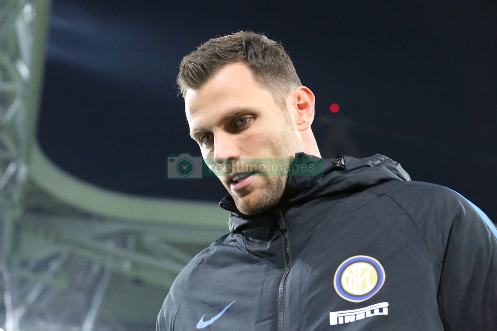 December 9, 2017 - Turin, Piedmont, Italy - Daniele Padelli (FC Internazionale) before the Serie A football match between Juventus FC and FC Internazionale at Allianz Stadium on 09 December, 2017 in Turin, Italy..The final score is 0-0. (Credit Image: © Massimiliano Ferraro/NurPhoto via ZUMA Press)